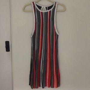 Free People striped dress